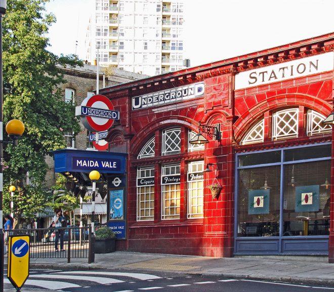 Maida Vale Station-1
