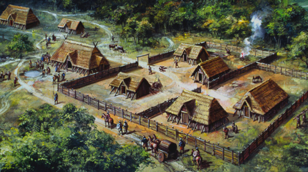 Old Saxon Settlement