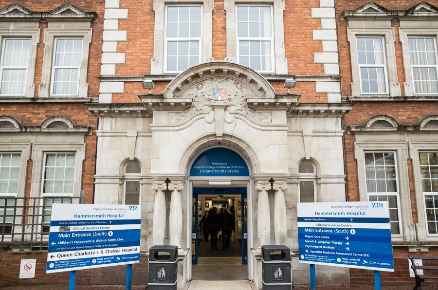 Hammersmith Hospital - Blog