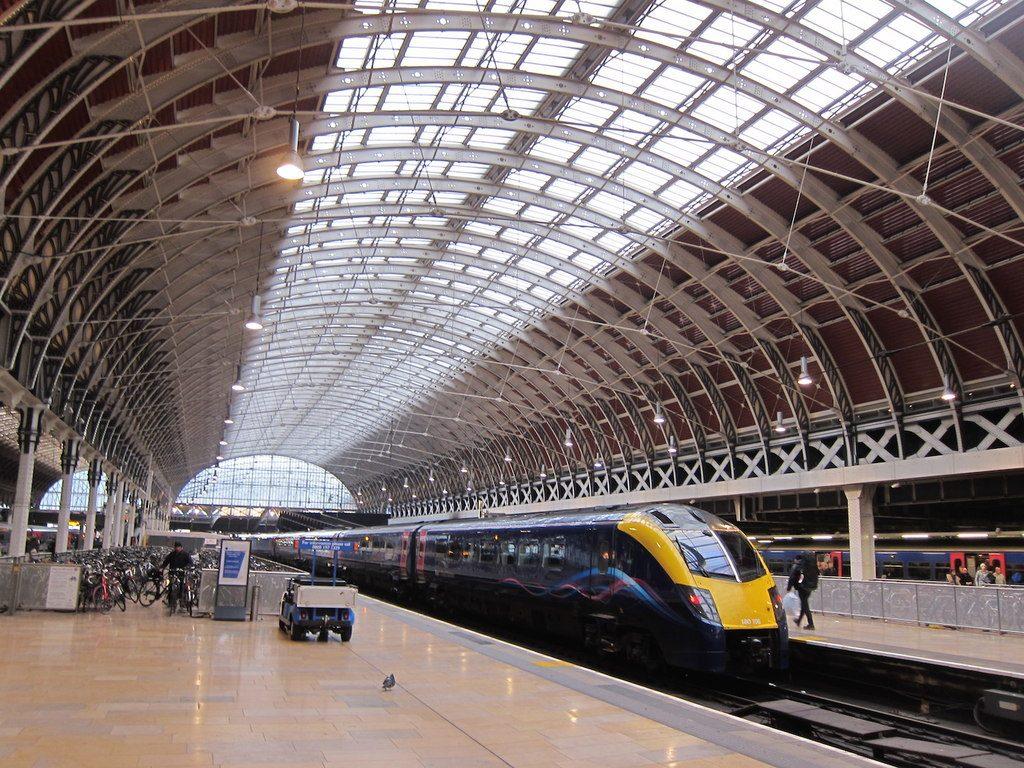 Paddington Station Blog